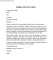 Sample Job Cover Letter Example