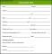 Sample Job Proposal Form