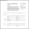 Sample Letter Authorization Form