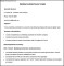 Sample Marketing Coordinator Resume Template