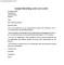 Sample Marketing Job Cover Letter