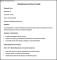 Sample Marketing Researcher Resume Template