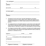 Sample Medical Power of Attorney Form