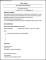 Sample Modern Resume CV Template