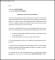 Sample Notice Letter Excel Download