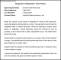 Sample Notice of Staff Resignation Letter