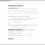 Sample OSHA 300 Form