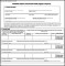 Sample Of Credit Form Application