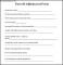 Sample Payroll Adjustment Form