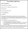 Sample Payroll Receipt Form