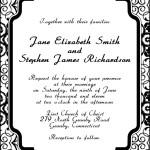 Sample Printable Invitation Template