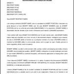 Sample Recommendation Letter for Citizenship for Job for Free