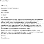 Sample Reference Letter For Student