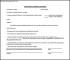 Sample Release Of Information Form