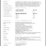 Sample Resume For Dental Assistant Qualifications
