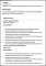 Sample Resume for Human Resources Officer