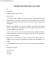 Sample Retail Internship Cover Letter