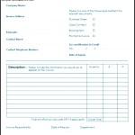 Sample Sales Invoice Template Free