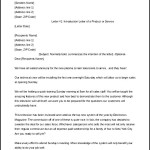 Sample Sales Letter Template for Product Sale Doc Download