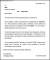 Sample Secretary Offer Letter