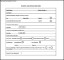 Sample Student Loan Application Form