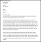 Sample Study Abroad Fundraising Letter Template Free Download