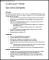 Sample Teaching CV Template