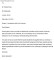 Sample University Acceptance Letter