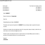 Sample Unpaid Invoice Legal Action Letter Template Editable
