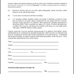 Sample Video Release Form