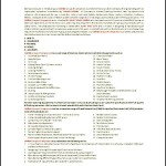 Sample kitchen Equipment List Template