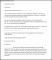 Samples Fundraising Letters to Parents for Donations Template Download