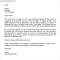 Scholarship Donation Letter