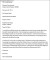 School Nurse Resignation Letter
