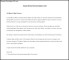 School Recommendation Letter Template Example in Word