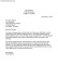 Service Contract Termination Letter