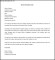 Service Termination Letter Template Free Editable