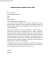 Simple Administrative Assistant Cover Letter Example