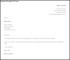 Simple Basic Resignation Letter Template Free Download