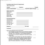 Simple Caremark Prior Authorization Form