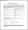 Simple Civil Complaint Form