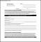 Simple FMLA Form