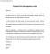 Simple Short Notice Resignation Letter