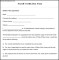 Small Payroll Certification Form