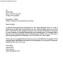 Sports Sponsorship Letter