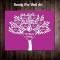 Square Editable Family Tree Wall Art