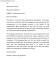 Standard Business Letter Format Example