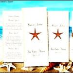 Starfish Wedding Itinerary Template