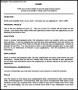 Student CV Format