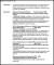 Student CV Template Sample